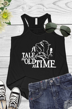 Load image into Gallery viewer, Tale As Old As Time Tank Top