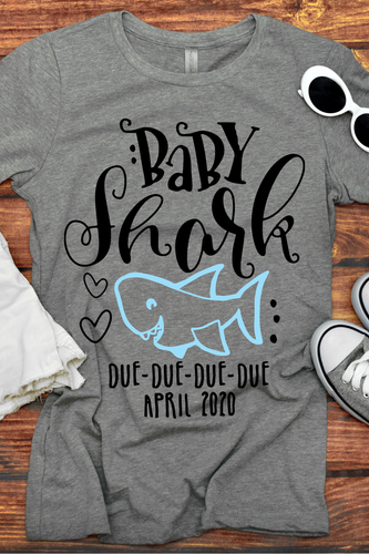 Baby Shark Due Due Due Due Due Due
