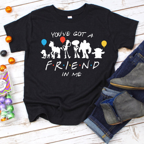 You've Got A Friend In Me Youth T-Shirt