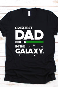 Greatest Dad In The Galaxy