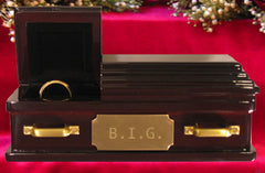 B.I.G Wedding Coffin