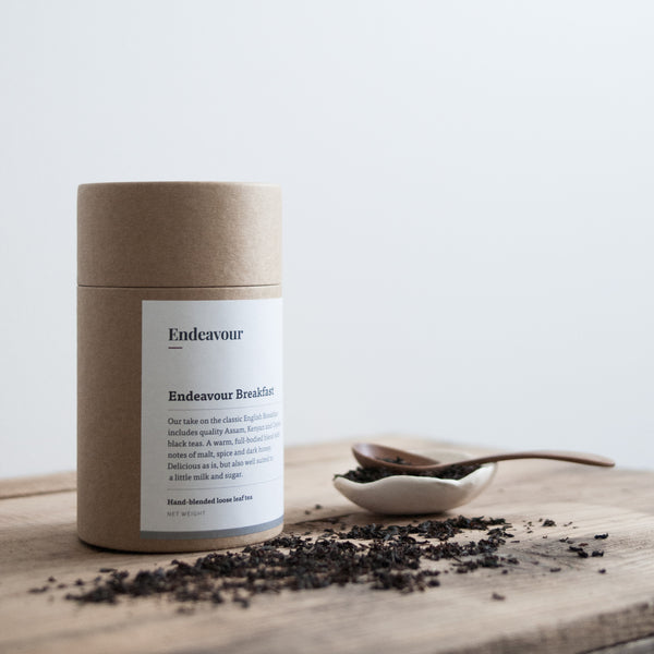 Endeavour Breakfast Tea - 50gm loose leaf