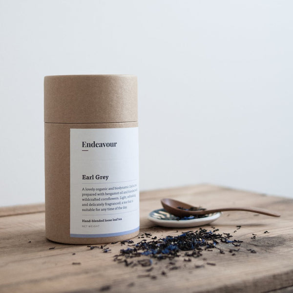 Endeavour Earl Grey Tea - 50gm loose leaf