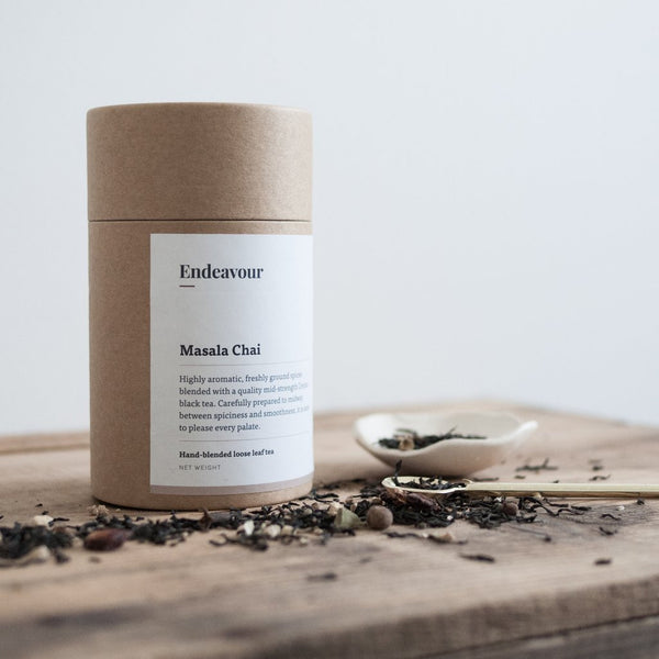 Endeavour Masala Chai loose leaf Tea