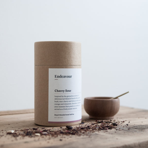 Endeavour Cherry Sour Tea loose leaf