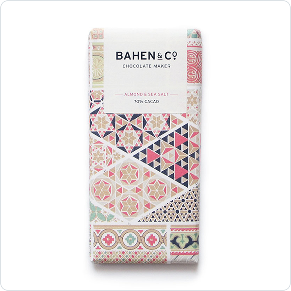 Bahen & Co Almond & Sea Salt