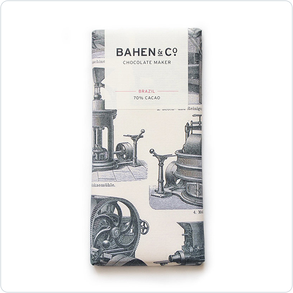 Bahen & Co Brazil 70% Cacao - 75gm