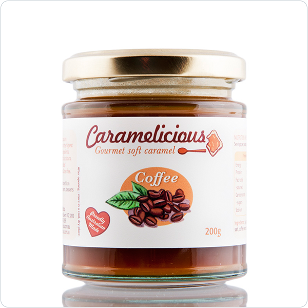 Caramelicious Coffee Caramel - 200gm