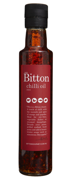 Bitton Chilli Oil - 250ml
