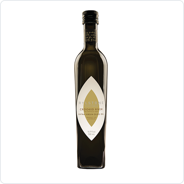 Rylstone Olive Press Crooked River -  Extra Virgin Olive Oil - 500ml