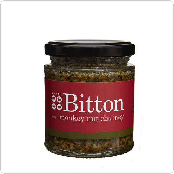 Bitton Monkey Nut Chutney - 190gm