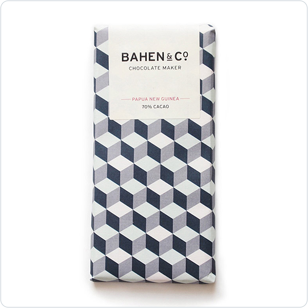 Bahen & Co Papua New Guinea 70% Cacao - 75gm