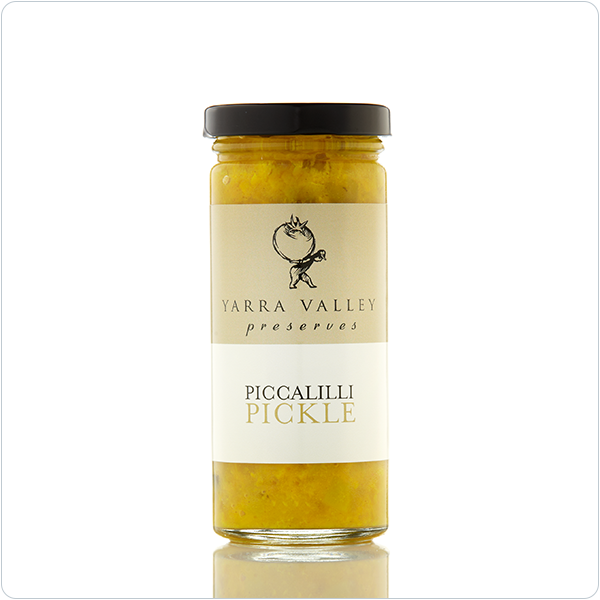 Yarra Valley Gourmet Foods Piccalilli Pickles - 260gm