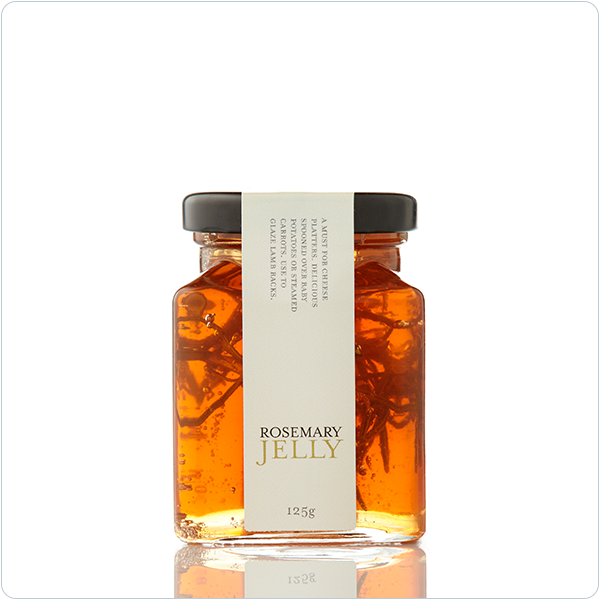 Yarra Valley Gourmet Foods Rosemary Jelly - 125g