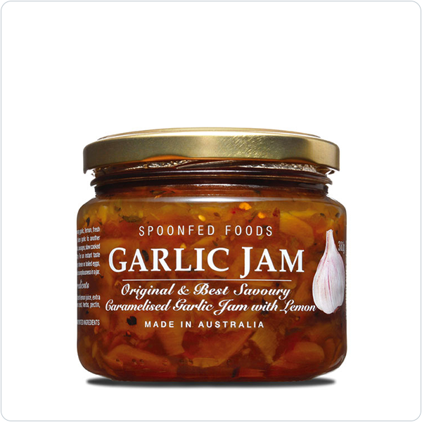 Spoonfed Garlic Jam - 380gm