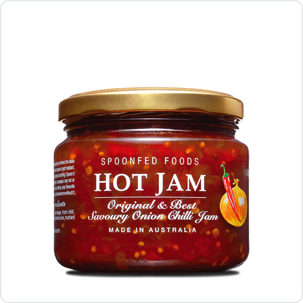 Spoonfed Hot Jam - 380gm