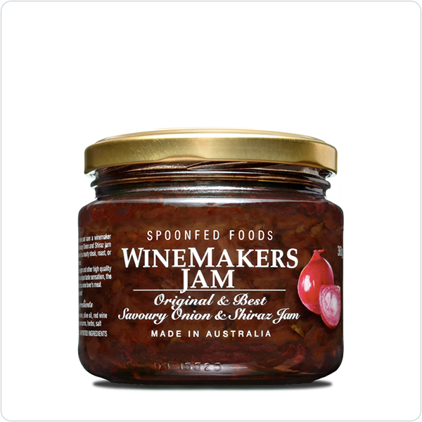 Spoonfed Winemakers Jam - 380gm