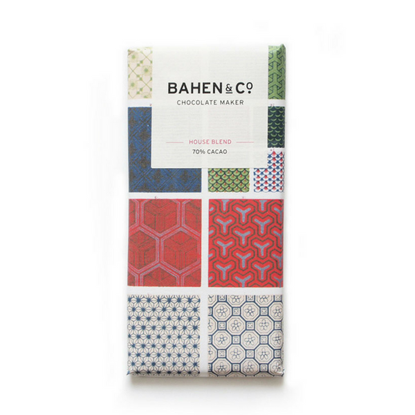 Bahen & Co House Blend 70% Cacao - 75gm