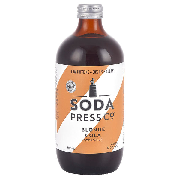 Soda Press Co Blonde Cola - 500ml