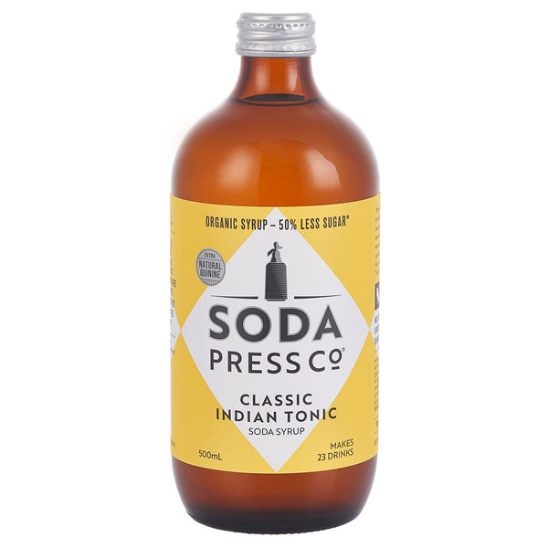 Soda Press Co Classic Indian Tonic - 500ml