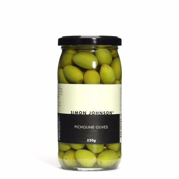 Simon Johnson Picholine Olives - 320g