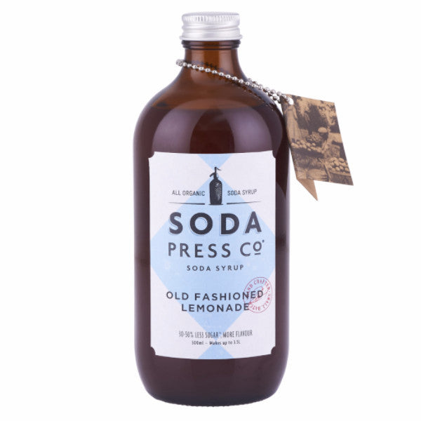 Soda Press Co Old Fashioned Lemonade