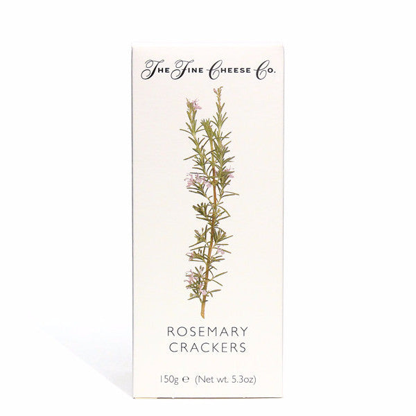 Fine Cheese Co Rosemary Crackers - 150gm