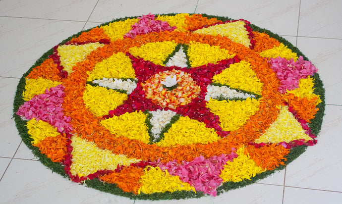 Onam Festival |What is Pookalam and it's significance?