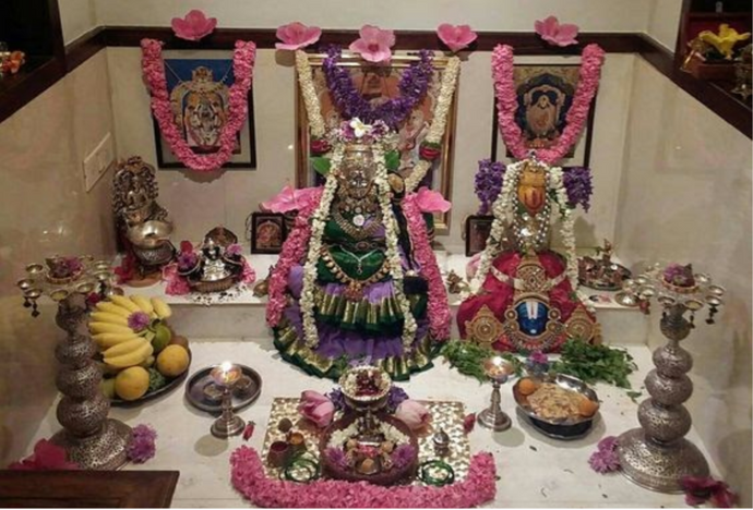 Why Varamahalakshmi Puja is celebrated?