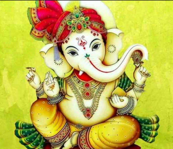Ganesha: God of Wisdom