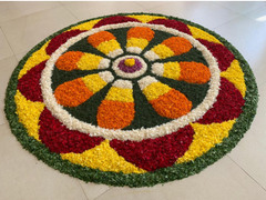 Rose Bazaar, Onam, Special Packages, Festive hampers, Colourful flowers, puja/pooja flowers, home delivery, pookalam