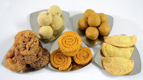Sweets during festival
