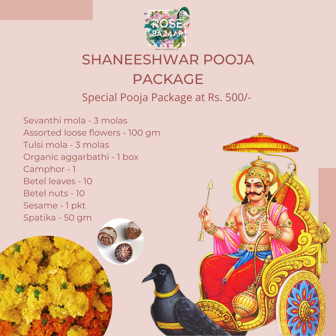 Shaneeshwar Pooja Package