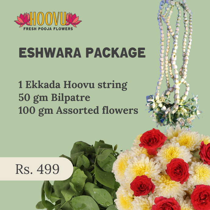 Eshwara Package for Shivratri