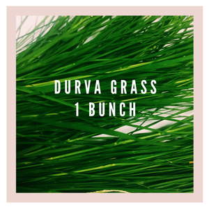 Durva grass add on for Puja or pooja from Rose Bazaar
