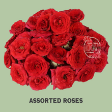 Load image into Gallery viewer, Assorted roses