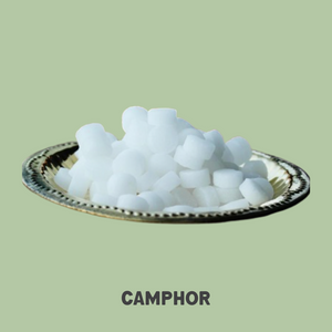 Camphor 50 grams - One Time