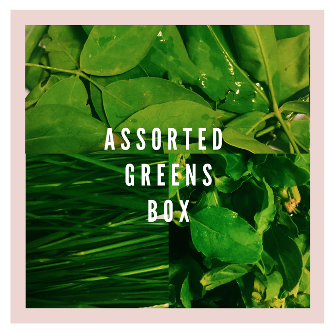 Assorted Greens Box