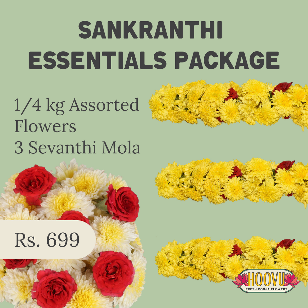 Sankranthi Essentials Package - One Time