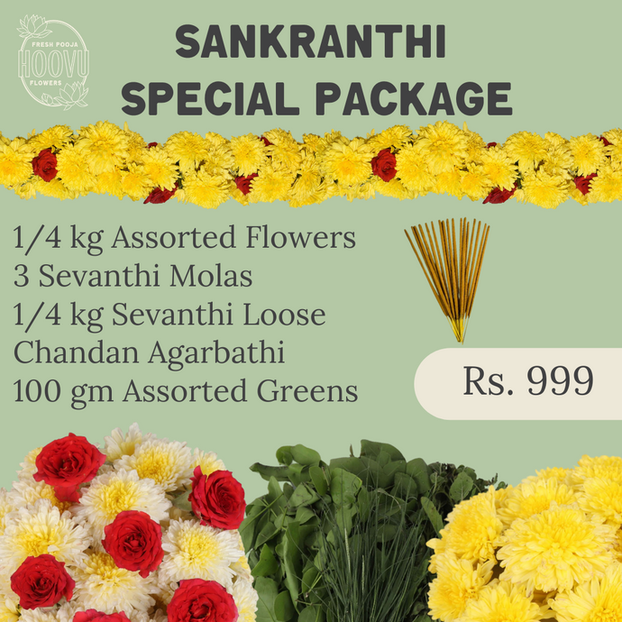 Sankranthi Special Package - One Time