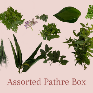 Assorted Pathre (Greens) Box