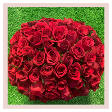 Load image into Gallery viewer, Flower box gifting rose roses gift flowers bouquet Rose Bazaar Karuturi