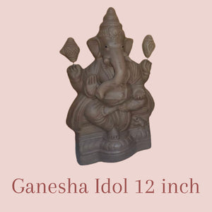 Ganesha Idol - 12 inches
