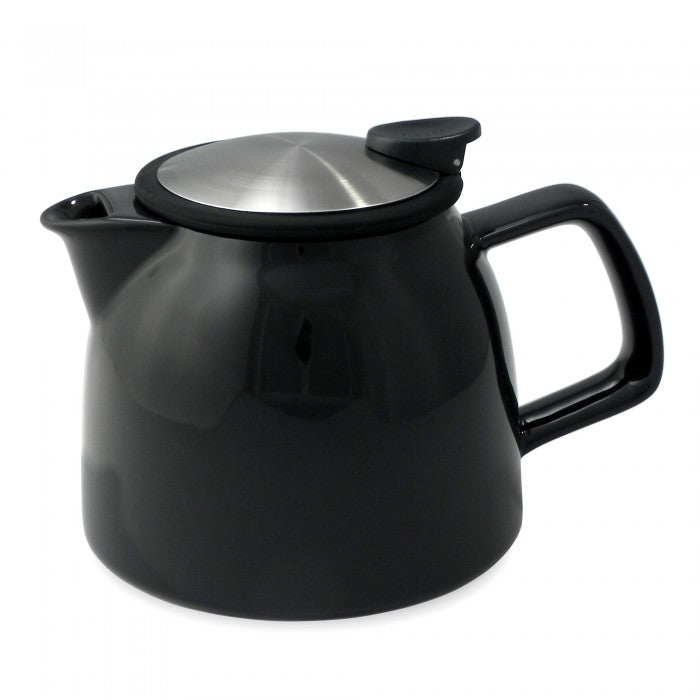 Bell Teapot with Basket Infuser 26oz