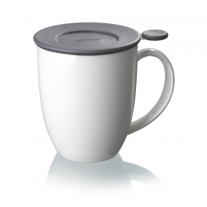 Uni Brew-In-Mug with Infuser and Lid 16oz
