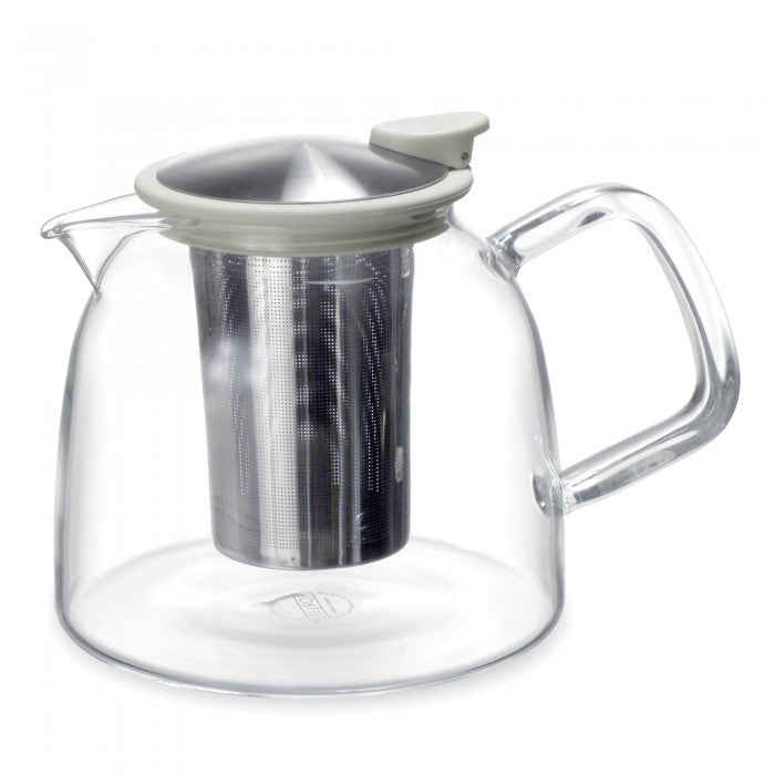 Whole Leaf Brew-In-Mug with Infuser and Lid 12oz