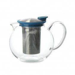 Mist Iced Tea Jug with Basket Infuser 68 oz