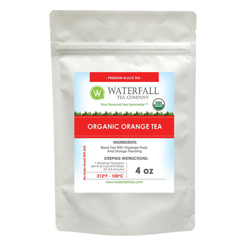 Orange Black Tea