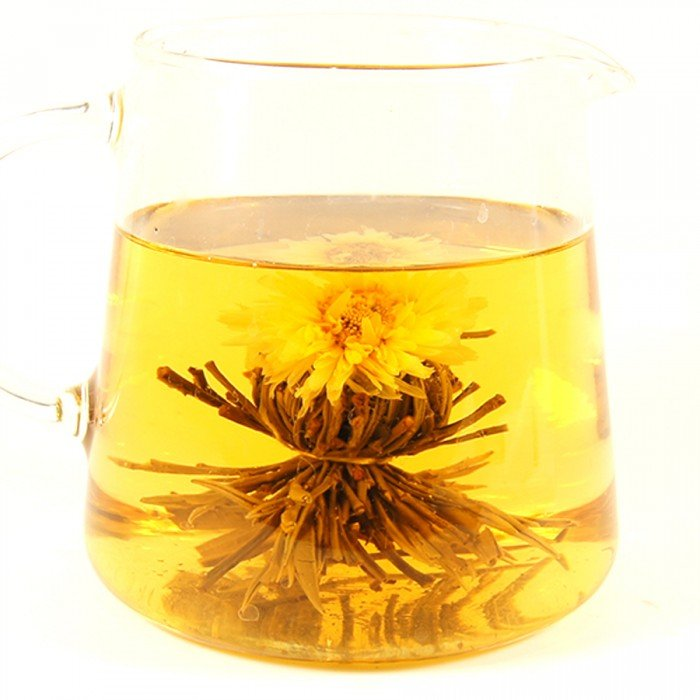 Splendid Oolong Blooming Tea