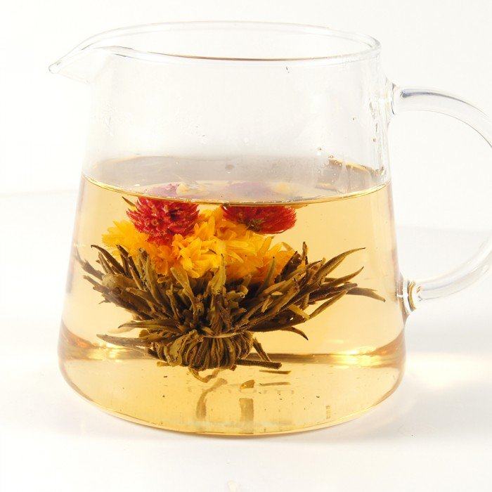 Double Happiness Blooming Tea
